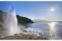 Auckland to Waitomo, Taupo, Rotorua and Hobbiton 3 Day Private Tour