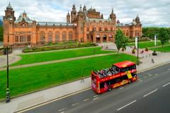 City Sightseeing Glasgow tour - 1 day gift voucher