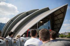 City Sightseeing Glasgow Tour - 1 day ticket