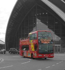 City Sightseeing Glasgow tour - 2 day ticket