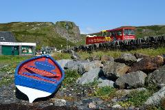 City Sightseeing Oban open-top bus tour to Easdale 2017