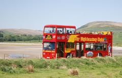 City Sightseeing Bute open-top bus tour 2018
