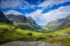 Glencoe and Glenfinnan day tour from Oban - new for 2018!