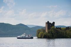 Loch Ness day tour from Oban - new for 2018!