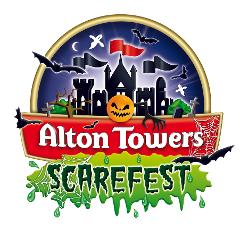 Scarefest, Alton Towers from Peebles, Galashiels and Hawick