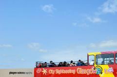 City Sightseeing Glasgow Tour plus Subway - 1 day ticket