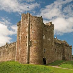 Doune Castle, Linlithgow & Loch Katrine