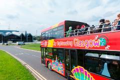 City Sightseeing Glasgow tour - 2 day gift voucher