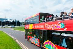 City Sightseeing Glasgow tour - 2 day gift voucher
