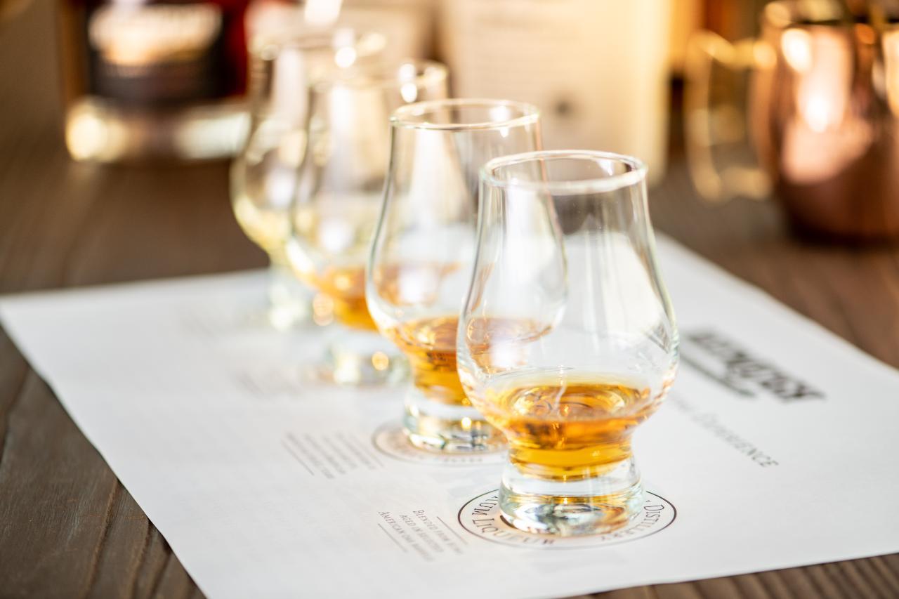 Distillers' Selection Rum Tasting Experience