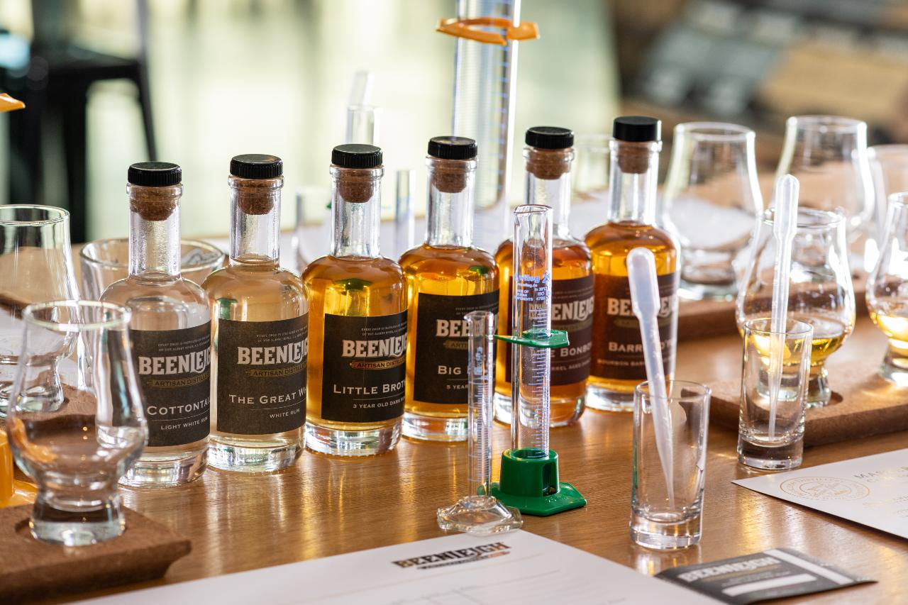 Master of Rum - Craft your Own & Distillery Tour Experience