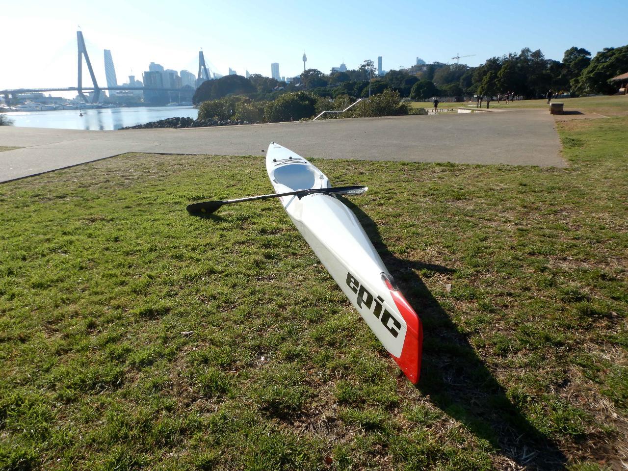Group Kayak Fitness Paddle - TEN SESSION Vouchers (EPIC V8 Pro ULTRA)