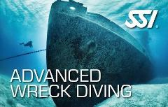 Advanced Wreck Diving Course