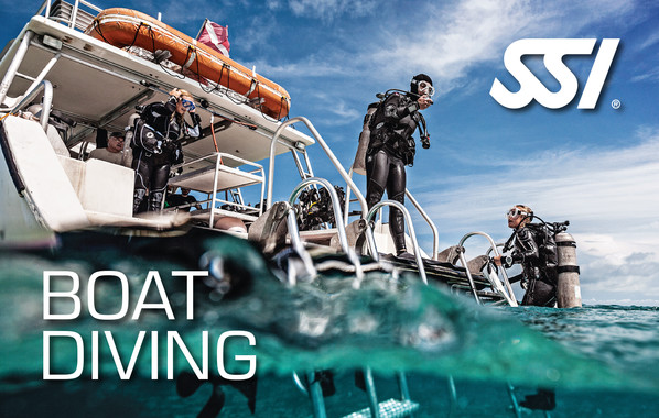 Boat Diving Course