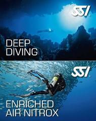 Deep Dive & Enriched Air Nitrox Bundle