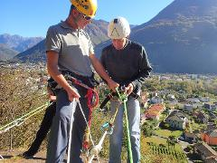 Adaptive 1/2 day: Abseiling program