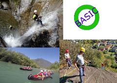 Action weekend Ticino: Basic