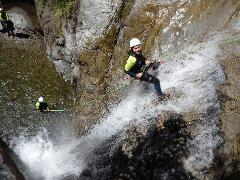 Canyoning Full day: Advanced