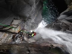 Canyoning 1/2 day: Experienced