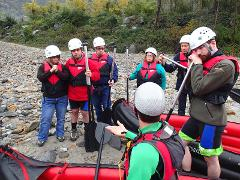 Adaptive 1/2 day: Canoeing program