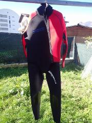 Wetsuits canyoning 2-pieces