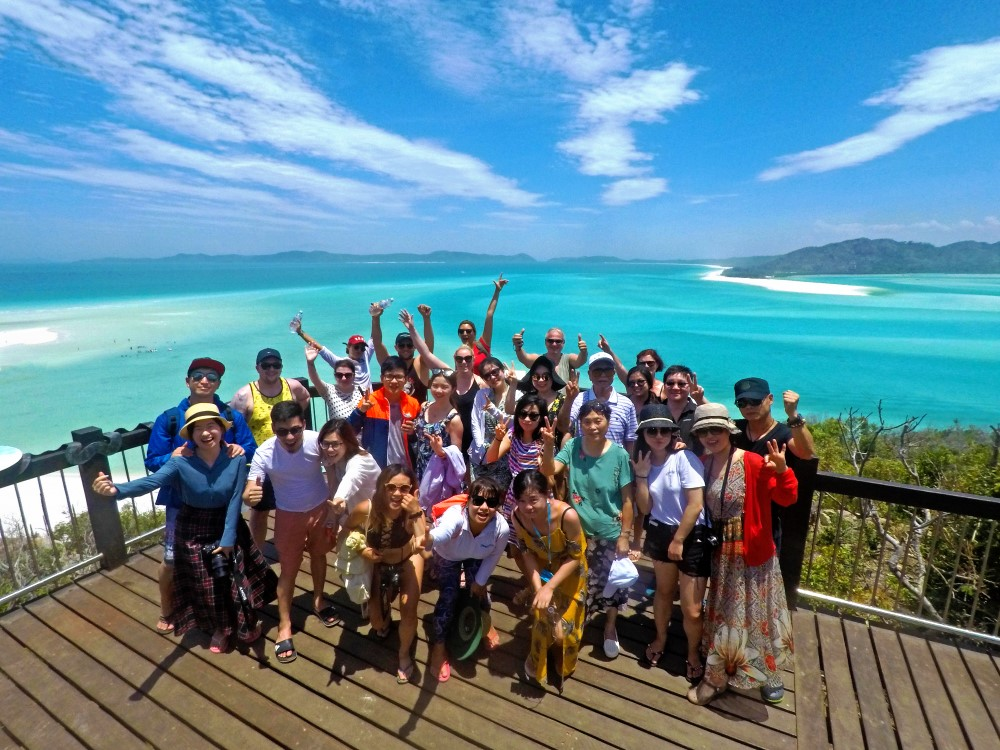 Whitsundays Boat Tour