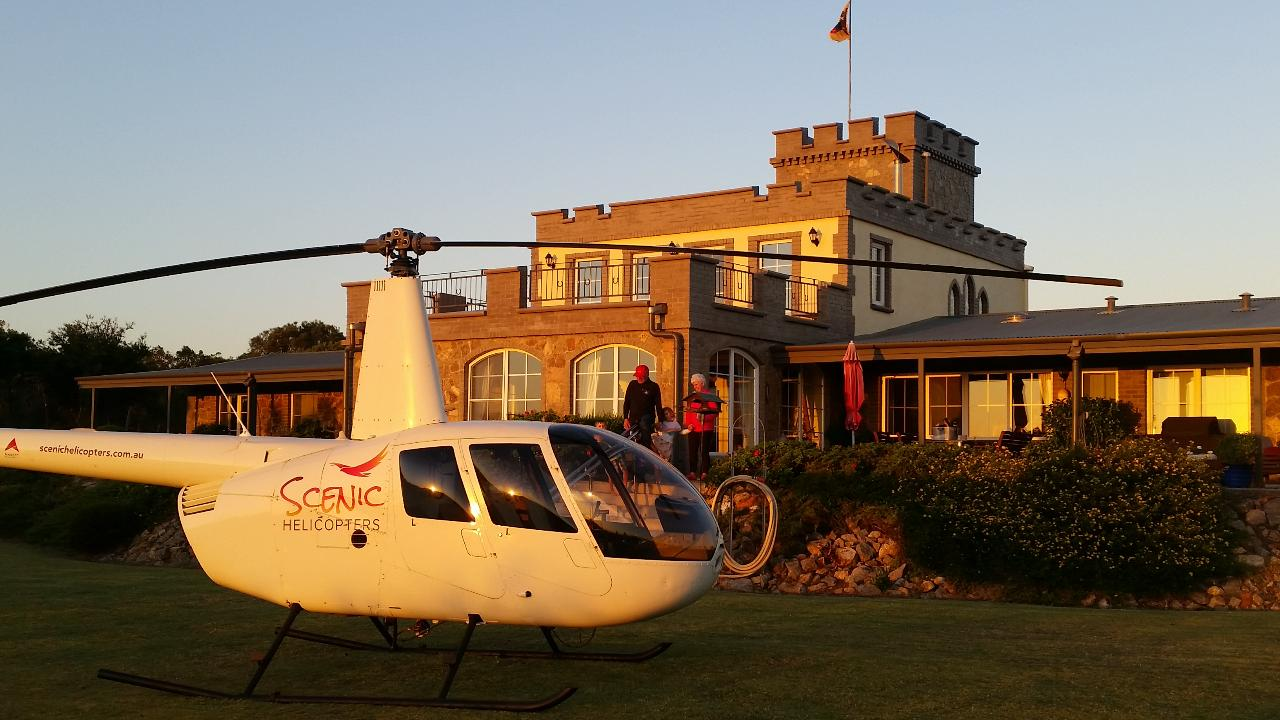 Helicopter Wine Tour (Margaret River)
