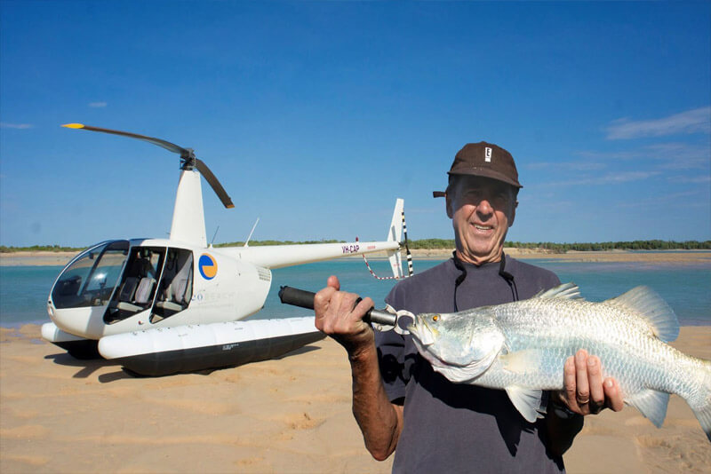 Heli-Fishing (Broome)
