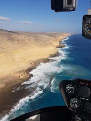 Perth to Broome (or vice versa) Helicopter Trip of a Lifetime!