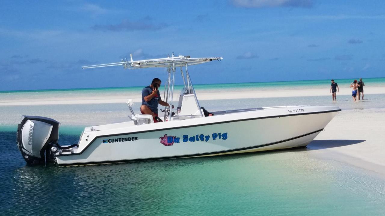 Da Salty Pig Spanish Wells/Eleuthera Half Day - Bahamas