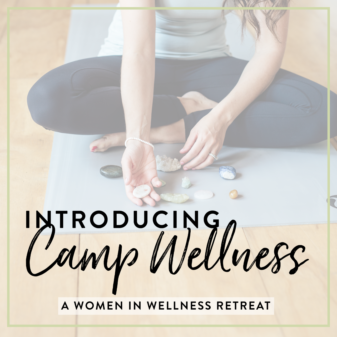 Camp Wellness // November 2-4, 2018