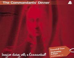 Norfolk Island Commandant's Dinner
