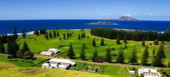 Norfolk Island Luxury Holiday November 2021 ex Sydney