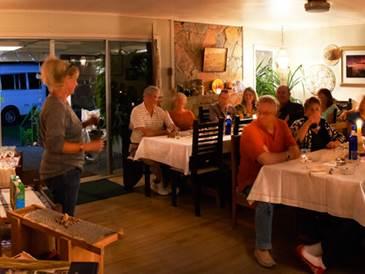 Progressive Dinner Norfolk Island