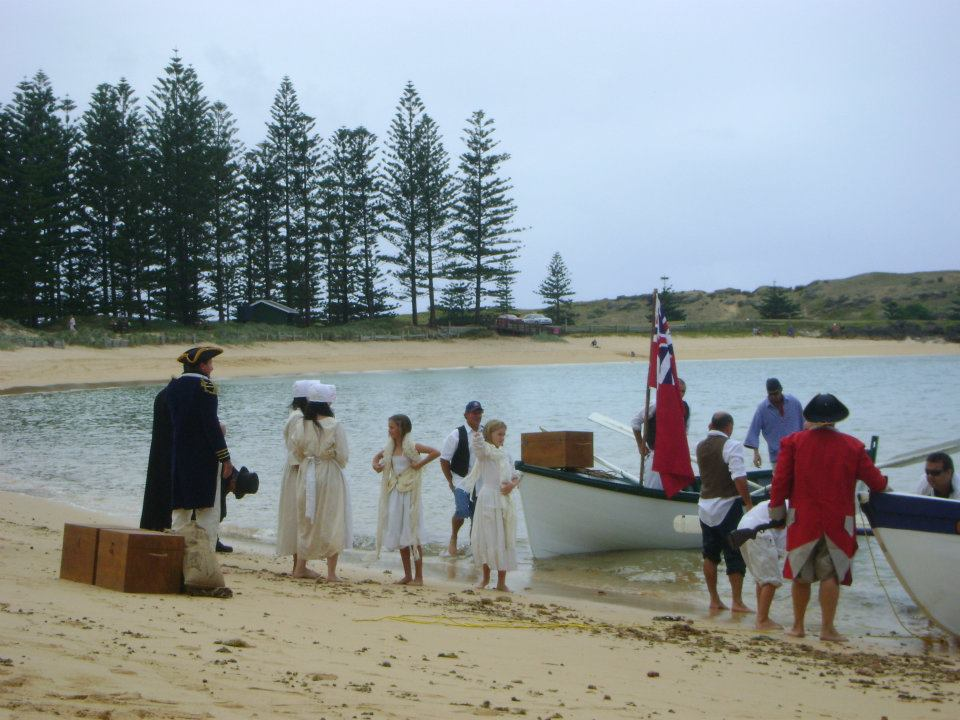 Norfolk Island Foundation Day Celebrations and Luncheon