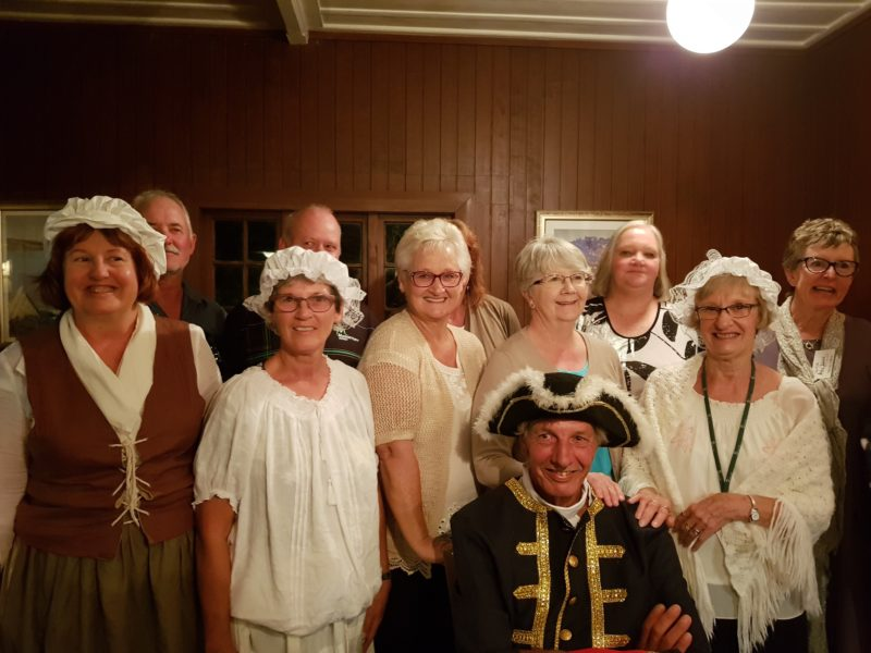 Norfolk Island First Settlement Heritage Dinner