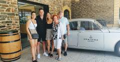 PRIVATE WINE TOUR FROM ADELAIDE  2 TO 3 PP
