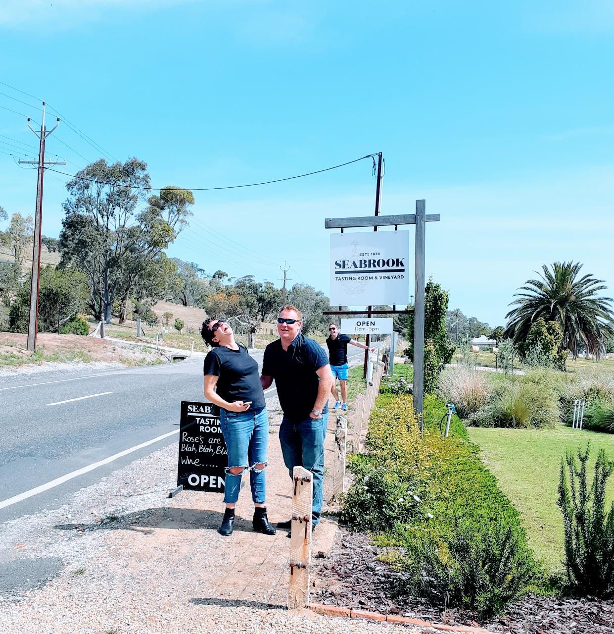 SHARED FULL DAY BAROSSA WINE & FOOD TOUR