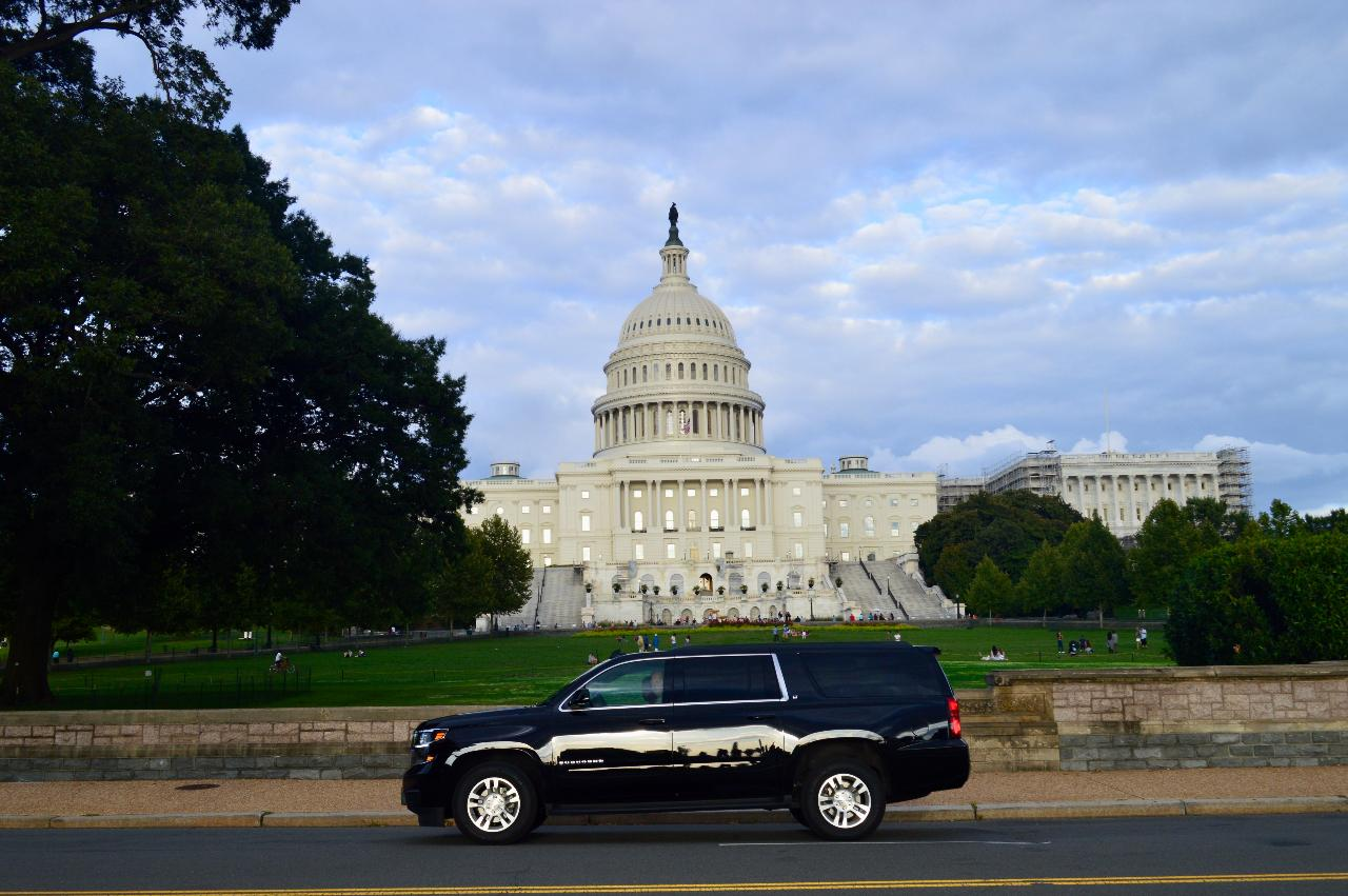 See DC Today Private SUV Day or Night Tour