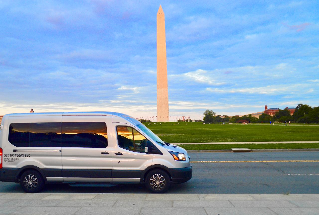 Private Van Tour of Washington DC