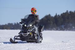 Snowmobile day tour - Drive your own snowmobile! Let your guide show you Lapland in all its beauty