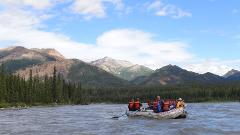 Ultimate Denali Rafting Run