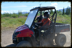 Side by Side ATV Adventure