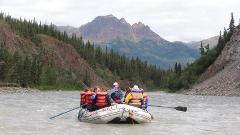Denali Scenic Raft Run