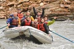 Full Day Denali Rafting Trip