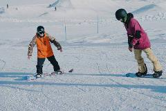 PM Private Lesson - Snowboard