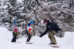 Winter Full Day Camp (Group Ski Lesson) 冬季キャンプ(フルデー・グループスキーレッスン付き)