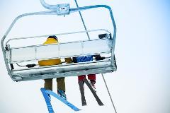 Winter Full Day Camp (Private Ski Lesson) 冬季キャンプ(フルデー・プライベートスキーレッスン付き)