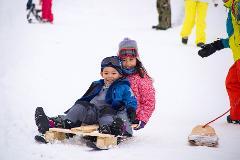 Winter Half Day Camp (No Ski Lesson) 半日ウィンターキャンプ(スキーレッスン無し)