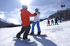 AM Private Lesson - Snowboard